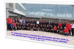 PT. Angkasa Pura II (Persero) is proud to have successfully hosted a Pre-Marketing Event