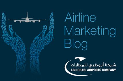 The official Abu Dhabi Airports Company Airline Marketing Blog