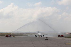 Sabiha Gökçen welcomes Air One and Atlasjet