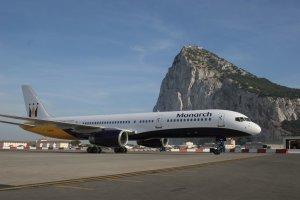 Birmingham to Gibraltar by Monarch
