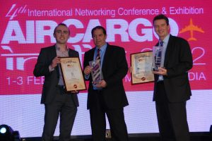 Maximus Air picks up top industry award during successful Indian Cargo Expo