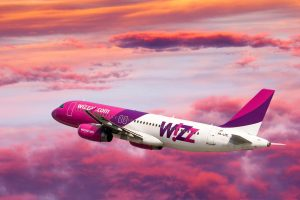 Wizz Air announces  5 low fare routes from Bologna