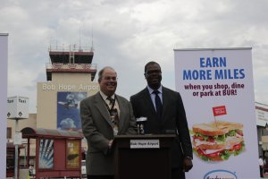 Burbank Bob Hope Airport Launches Customer Loyalty Program