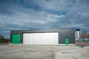 Opening of the First Logistics Centre at the Airport Magdeburg/Cochstedt international
