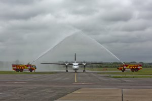 CityJet opens new Fokker 50 base