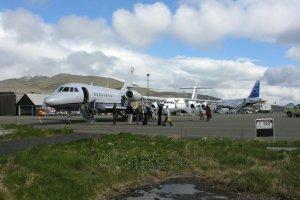 The Faroe Islands open new terminal