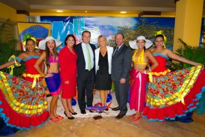 Aruba Airport Authority welcomes Southwest Airlines  on their inaugural flight to Aruba With 15 weekly flights from 3 destinations