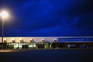 July passenger numbers continue to increase at Newquay Cornwall Airport