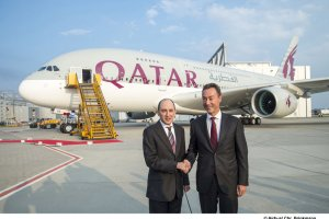 Qatar Airways Receives Delivery of its First A380 After Three-month Delay