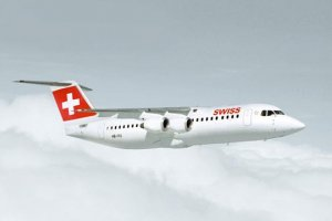 Kraków – Zurich with Swiss International Air Lines