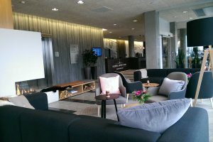Enjoy a Stay at Aalborg Airport Hotel