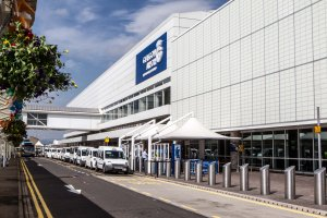 NEWS RELEASE: GLASGOW AIRPORT RECORDS DOUBLE DIGIT GROWTH IN PASSENGER NUMBERS