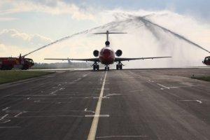 New Cargo aircraft based at DSA