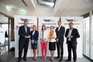 Vienna Airport Airline Award goes to NIKI/airberlin, Ethiopian Airlines and Air China