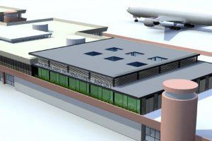 Kilimanjaro International Airport renovation commences.