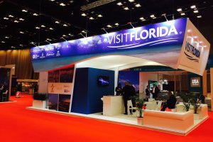 VISIT FLORIDA & Partners Enjoy Huge Presence at World Routes 2015