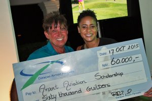 CAP Golf Charity Tournament raises over $33,000 for 'Airport Aviation Scholarship'