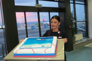 WIZZ AIR and SOFIA AIRPORT MARK FIRST FLIGHT TO BRISTOL