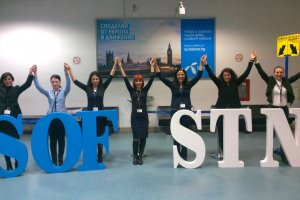 Sofia Airport welcomes Ryanair's new route from London/Stansted