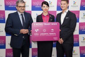WIZZ AIR ANNOUNCES MORE SUNNY FLIGHTS FOR KATOWICE