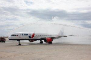 Enfidha-Hammamet Airport welcomes AZUR AIR