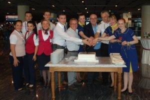 Milas-Bodrum Airport welcomes Kiev flights of Yan Air