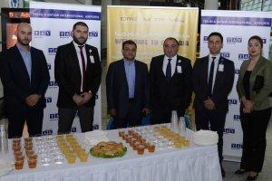 Tbilisi Airport starts to host Dammam flights  of Georgian Airways