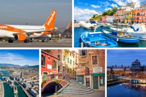Kraków with easyJet 4 new routes announced