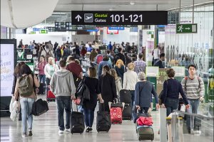 Dublin Airport Handles Record 100,000 Passengers In A Day