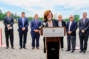 Airport Officials Announce Successful Commencement of Natural Gas Production