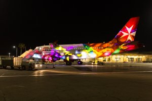 Air Malta and Events by Martin organise 'Party in the Sky' Flight