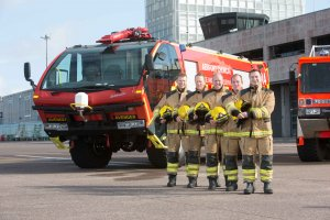 Cork Airport bolsters Fire & Rescue Service with new Avenger and training facilities
