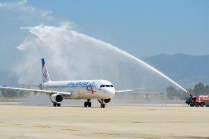 Milas-Bodrum Airport starts to host Moscow flights of Ural Airlines