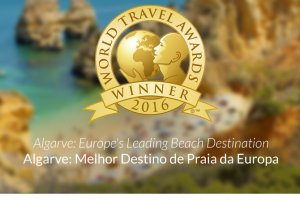 Algarve has been elected Europe's Leading Beach Destination
