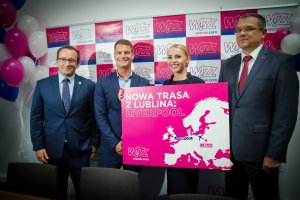WIZZ CELEBRATES LUBLIN BASE ANNIVERSARY AND ANNOUNCES NEW ROUTE TO LIVERPOOL