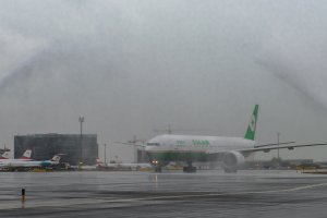 EVA AIR deploys Boeing 777-300ER on Route Vienna – Bangkok - Taipei