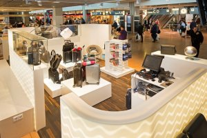 Hamburg Airport opens first pop-up store
