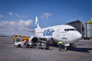 UTair Expands Route Network from Pulkovo Airport