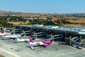 TAV & WizzAir announce: The new route Skopje-Hannover starts as of 31st of October