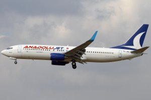 Anadolujet launches daily flights to Ercan Airport