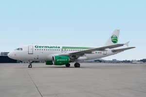Germania: take off in Zurich for winter 2016/17