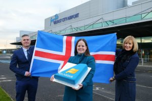 ICELANDAIR ANNOUNCES BELFAST CITY ROUTE
