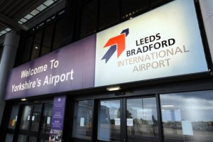 Winter programme of terminal improvements commence at Leeds Bradford Airport