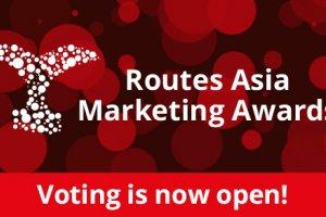 Routes Asia Marketing Awards open