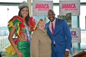 RFD Celebrates First Flight to Montego Bay, Jamaica