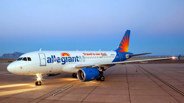 Pittsburgh International Airport, Allegiant Announce Tenth Nonstop Destination