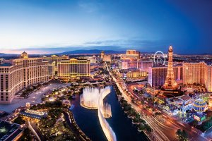 Las Vegas Number Cruncher: The facts and figures behind the US' glitziest destination