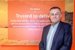 Paul Sies Appointed Air Malta's New Chief Commercial Officer