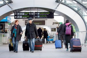Record Year In 2016 For Dublin Airport