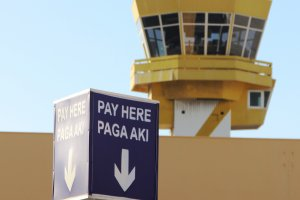 New parking system at Curaçao International Airport